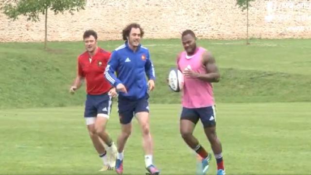 France 7. Virimi Vakatawa et Jérémy Aicardi signent un contrat avec la FFR
