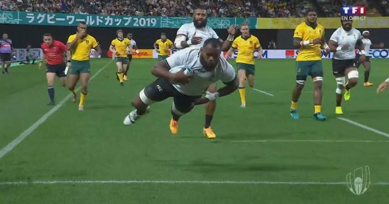 Jeu de mains, jeu de Fidjiens, Yato conclut une sublime action de 60m [VIDÉO]