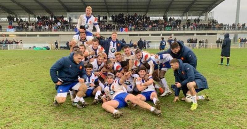 JEUNES : France U20 Développement s'impose face à l'Italie
