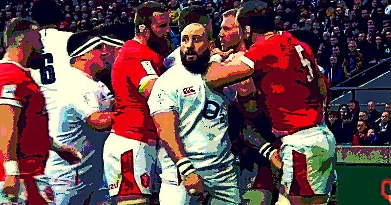 6 Nations - Angleterre. Joe Marler suspendu après son geste sur Alun Wyn Jones