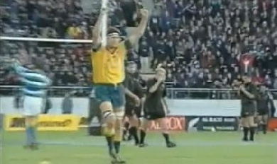 Vidéo Rétro : La pénalité de la gagne de John Eales contre les All Blacks en 2000