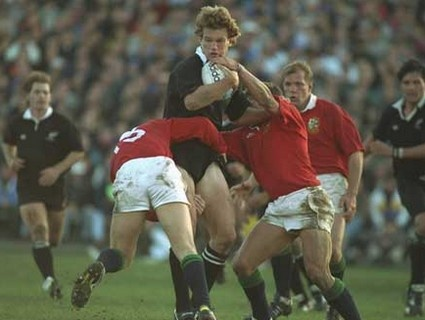 John Kirwan ou l'homme de la Coupe du Monde 1987
