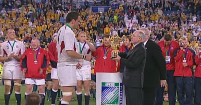 Que sont devenus les champions du monde anglais de 2003 ?