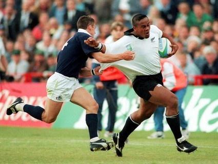 Jonah Lomu et la Coupe du Monde 1995