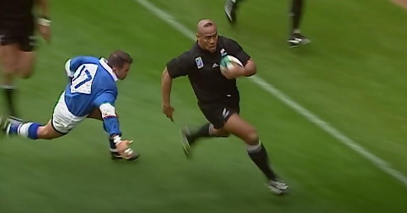 Le souffle de la colère, le documentaire sur la première star du rugby, Jonah Lomu [VIDÉO]