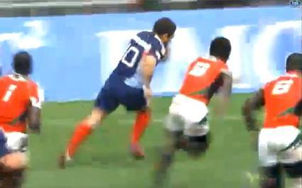 Seven : La France en quart de finale de la Cup à Tokyo