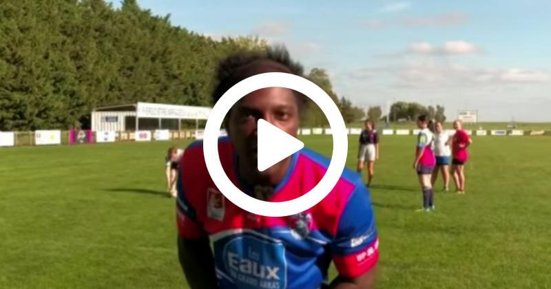 WTF : Quand Kamini s'essaye au rugby avec le RC Arras ! [VIDEO]