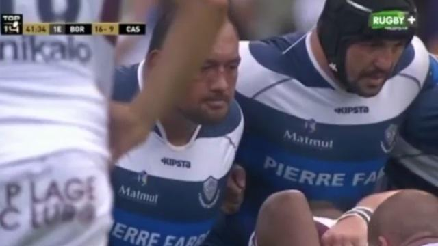 TOP 14. Toulon - Castres : les excuses de Karena Wihongi après ses insultes envers M. Ruiz