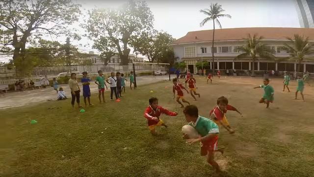 DOCUMENTAIRE. Khmers en mêlée, une immersion dans le quotidien l'ONG Kampuchea Balopp au Cambodge