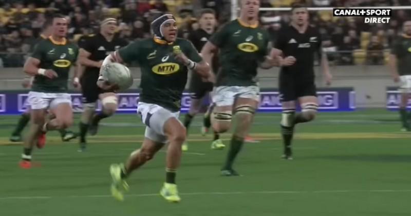 Rugby Championship - Kolbe aligné contre les Wallabies, Herrera titulaire face aux Blacks