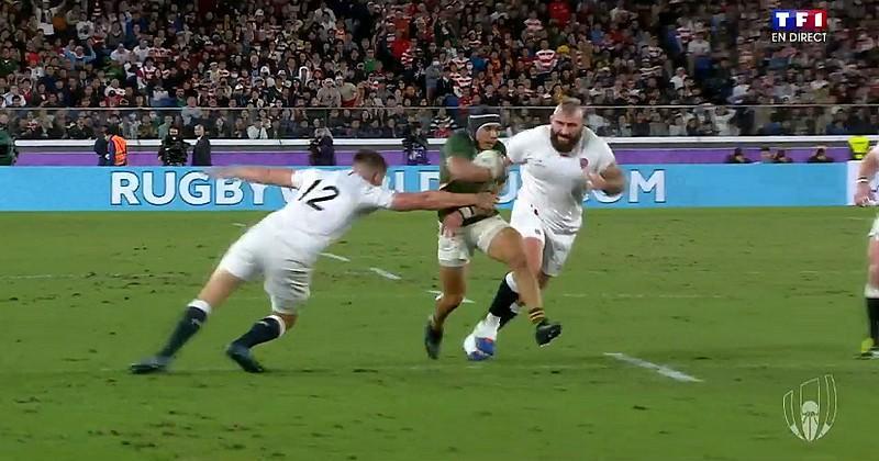 Kolbe tue le game en déposant Farrell sur les appuis pour l'essai de la victoire [VIDEO]