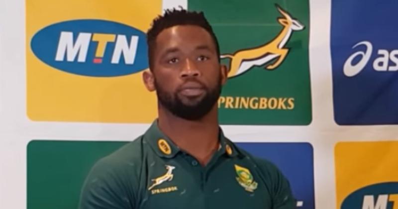 Coupe du monde 2019 - L'Afrique du Sud privée de son capitaine Siya Kolisi pour le début de la préparation ?
