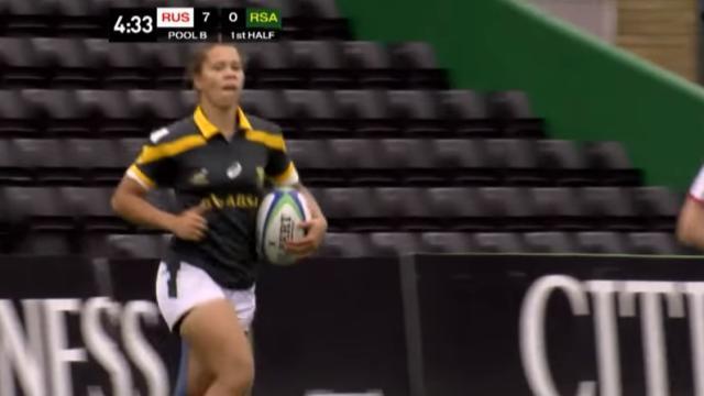 Le comité olympique sud-africain brise le rêve de 12 joueuses de rugby