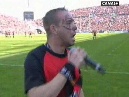 L'ambiance exceptionnelle de Toulon vs USAP au Vélodrome