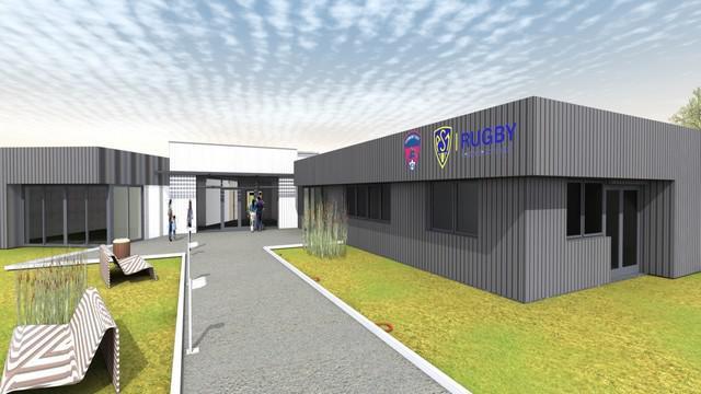 VIDEO.  L'ASM et le Clermont Foot s'associent pour créer un centre de formation partagé