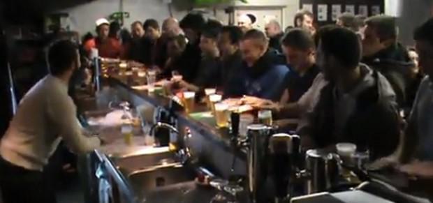 Rugby Amateur #3 : Attaque de Bar au Rugby Club de Mons