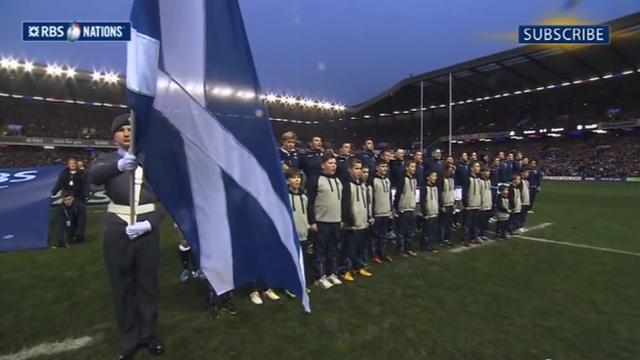 L'Écosse a pour objectif de remporter la Coupe du monde en 2015