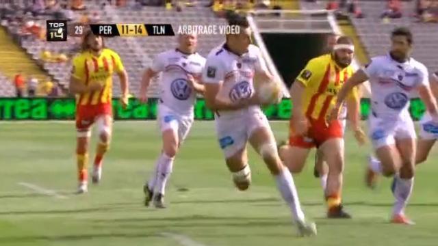 RESUME VIDEO. L'énorme performance de Toulon à Barcelone
