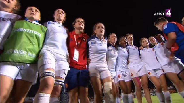 RESUME VIDEO. Coupe du monde de rugby féminin. L'équipe de France largement félicitée sur Twitter après sa victoire sur l'Afrique du Sud