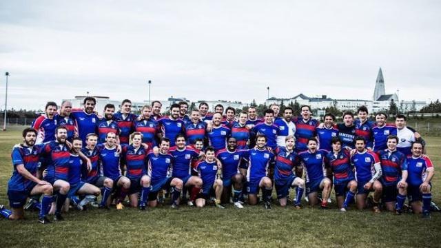 La FFSE célèbre le rugby corpo et folklo avec une tournée en Islande