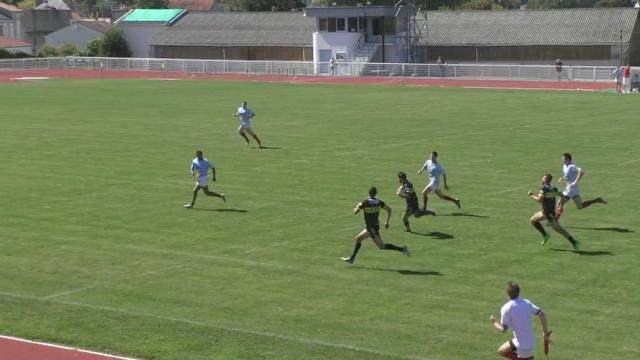 VIDEO. Rugby Amateur #22. L'essai de 105 mètres du FLRSV face au SA Parthenay