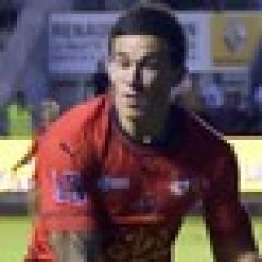 L'essai de Luke Rooney lors de Toulon vs Toulouse