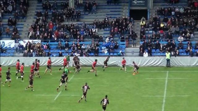 VIDEO. Rugby Amateur #93. L'essai façon Super Rugby de Nérac sur 60 mètres en finale Honneur