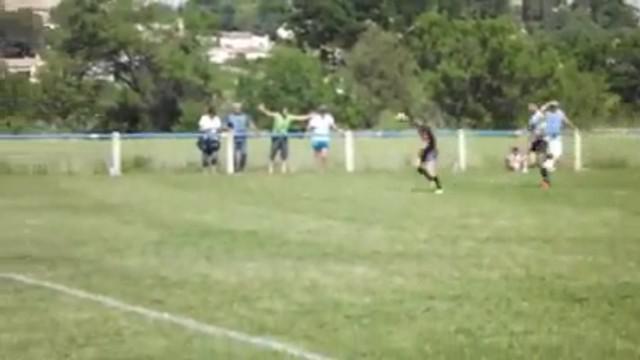 VIDEO. Rugby Amateur #56. L'essai insolite du demi de mêlée de Salanque avec la tête
