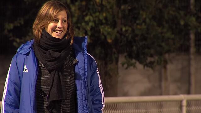 VIDEO. L'insertion des filles par le rugby avec l'association Rebonds et l'internationale Manon André