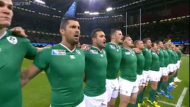 RESUME VIDEO. Coupe du monde. L'Irlande bien trop forte pour le XV de France
