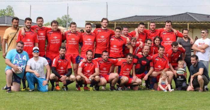 Rugby No Limit 2017 - Présentation des équipes : L2R