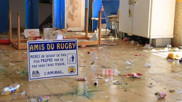 La vie du rugby amateur : La troisième mi-temps