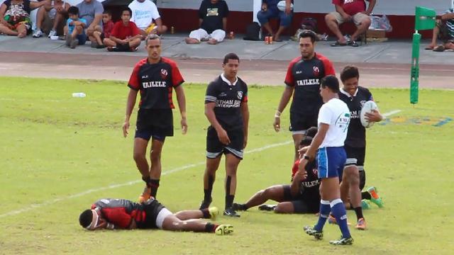 VIDEO. La bagarre la plus drôle et la plus rapide de l'année lors d'un tournoi de rugby à 7 samoan
