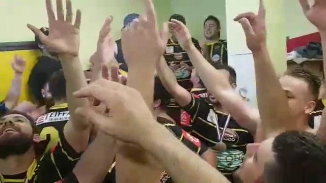 VIDEO. Rugby Amateur : vainqueurs et vaincus se retrouvent à chanter ensemble après la finale de Fédérale 3B