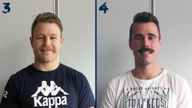 Pro D2 - Insolite : qui a la plus belle moustache au RC Vannes ?