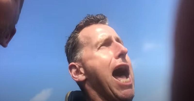 La bromance de Nigel Owens et Wayne Barnes sur des montagnes russes [VIDEO]
