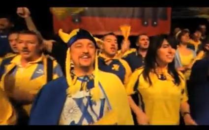 La chanson officielle des supporters de l'ASM Clermont
