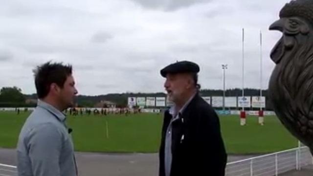 VIDEO. La magnifique chanson sur le rugby chantée a cappella autour d'un terrain