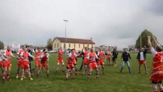 VIDEO. Rugby amateur #91 : le superbe chant « La chasse à l'ours » pour fêter la victoire