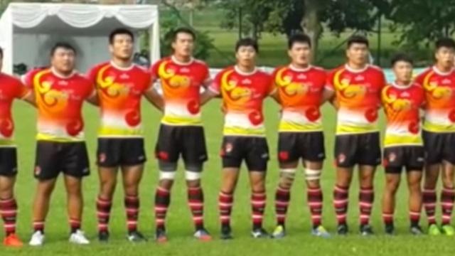 La Chine, nouveau géant sur l'échiquier mondial du rugby ?