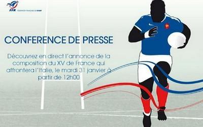 La Compo de l'équipe de France en Live à 12h