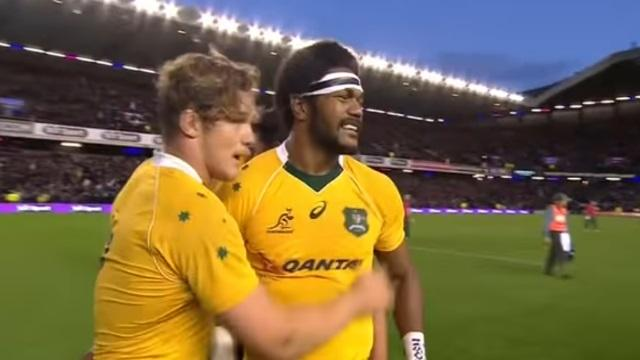 WALLABIES : la composition de l'Australie pour affronter le XV de France
