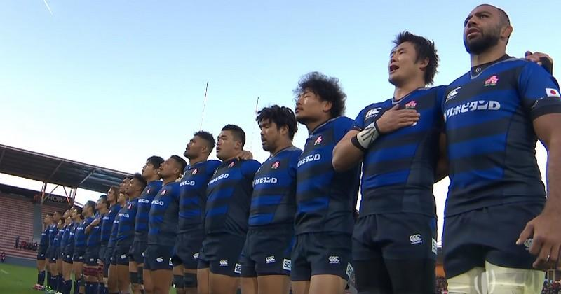 Test-match. La composition du Japon face au XV de France