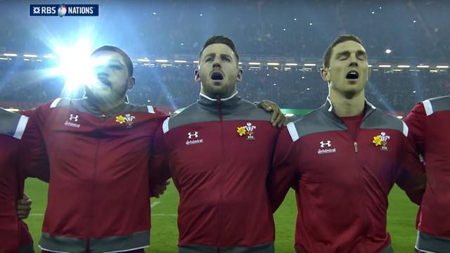 6 Nations - La composition du Pays de Galles face au XV de France
