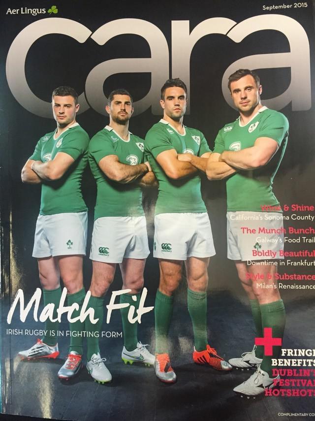 La Coupe autour du Monde #6 : 2015, l'année de l'Irlande ?