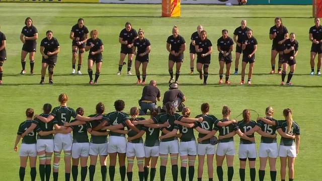 La Coupe du monde de rugby féminin se déroulera en Irlande en 2017