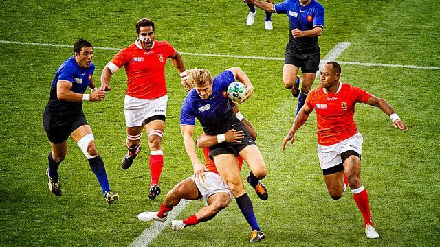 FLASHBACK. 2011 : La défaite de l'équipe de France face aux Tonga à la Coupe du monde