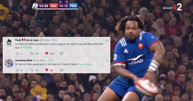 6 Nations 2018. La défaite de la France au Pays de Galles vue par les réseaux sociaux