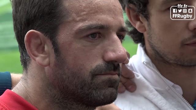 VIDÉO. France 7 - La der pleine d'émotions de Julien Candelon au Paris 7s