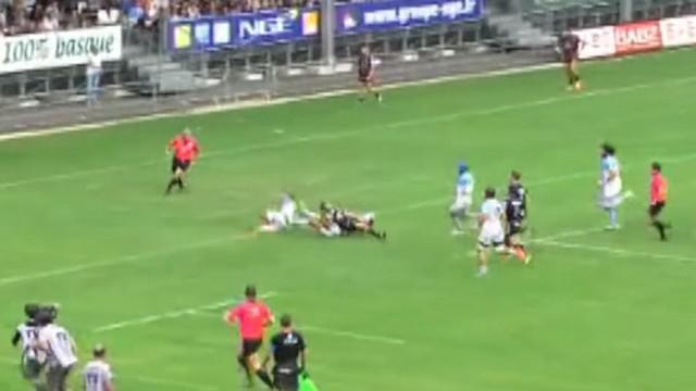 VIDEO. Pro D2. Le CSBJ en rogne suite à la double fracture aux jambes de Jordan Michallet